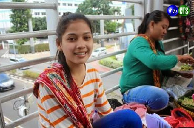 MBAtics: 「人離鄉賤。物離鄉貴。」但印尼女孩的畢生夢想卻是來臺幫傭...