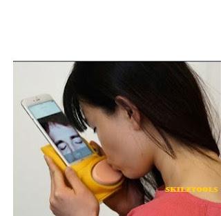 iPhone Kissenger