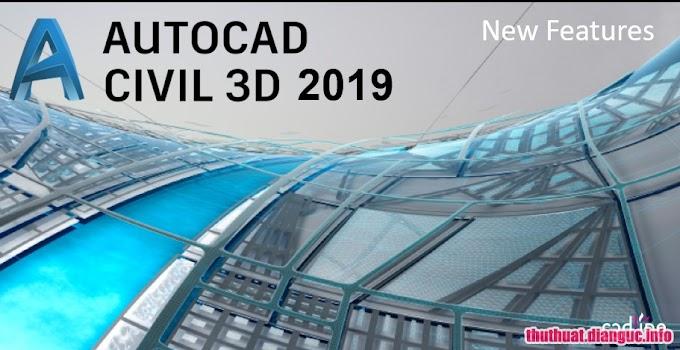 Tổng hợp Link Download AutoCAD Civil 3D từ 2013 đến 2019 Full 1 link