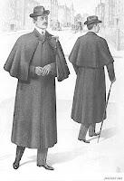 Ulster overcoat, 1903