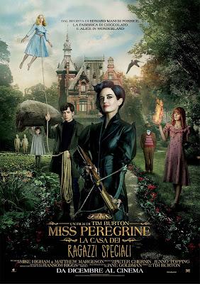 Miss Peregrine Burton