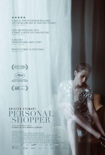 Film Personal Shopper 2017 Bioskop