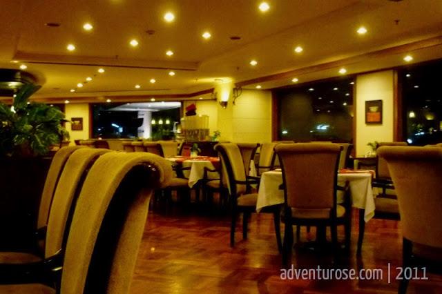 nasi goreng jancuk, surabaya hotel plaza