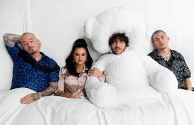 benny blanco, Selena Gomez, J Balvin, Tainy - I Can't Get Enough