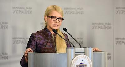 Тимошенко идет в президенты