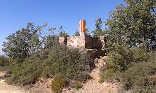 Serra de Pinós (El repte dels 100 cims)