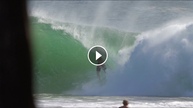 Mick Fanning and Friends Fail at Social Distancing in Pumping Snapper Conditions