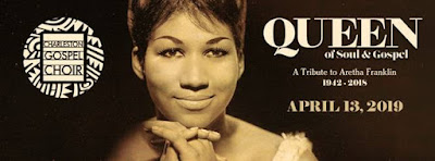 Charleston Gospel Choir: Tribute to Aretha Franklin Queen of Soul and Gospel Sat Apr 13