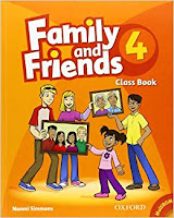 Family and Friends 4 - Class Book