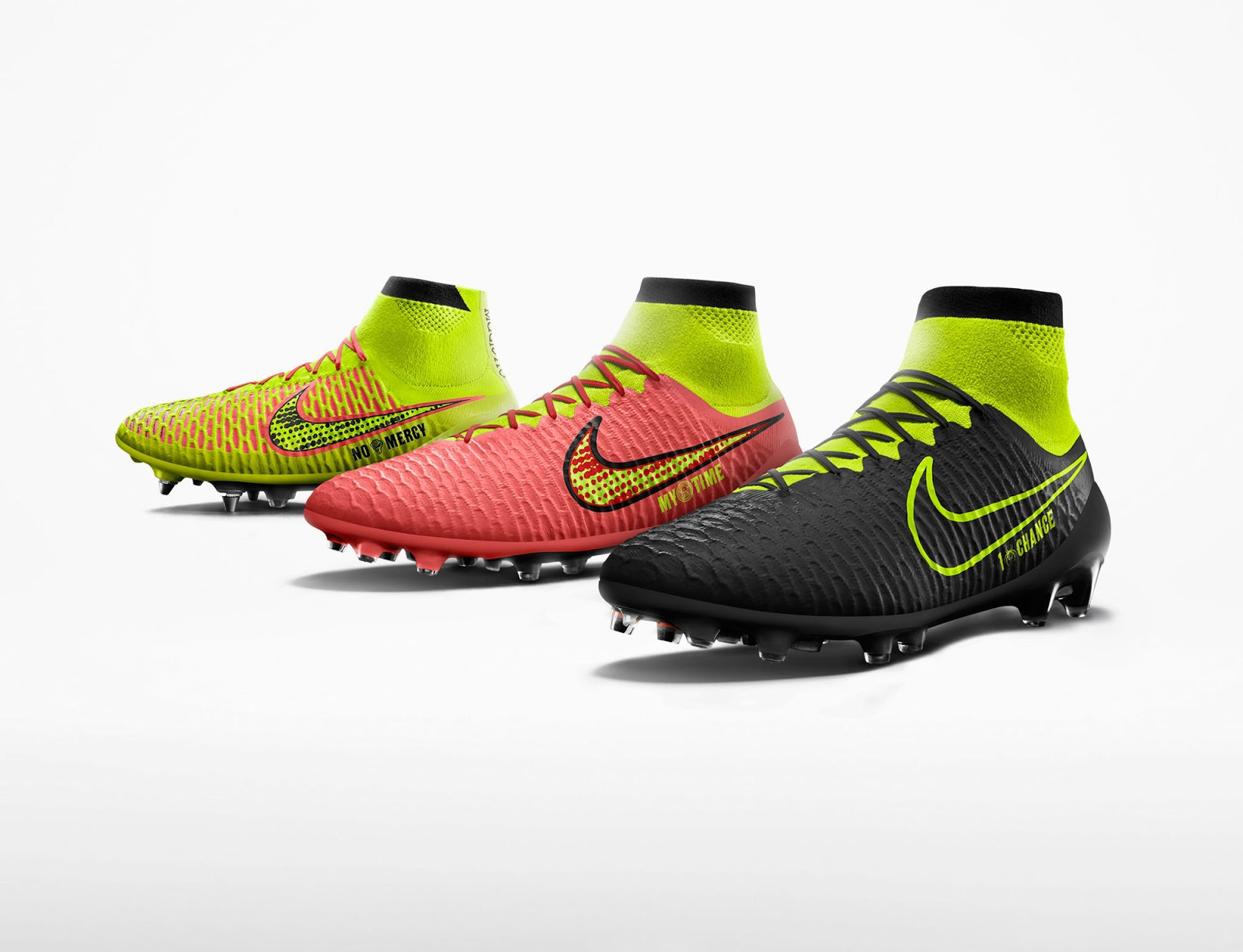 As seen on the pictures, Nike offers at least five different Nike Magista  Boot ...