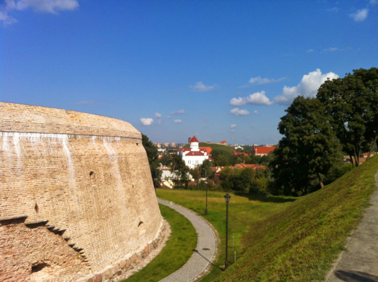 Bastion of the Vilnius City Wall