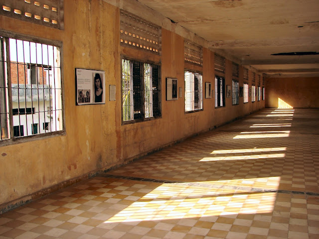 Museum Tuol Sleng Genocide