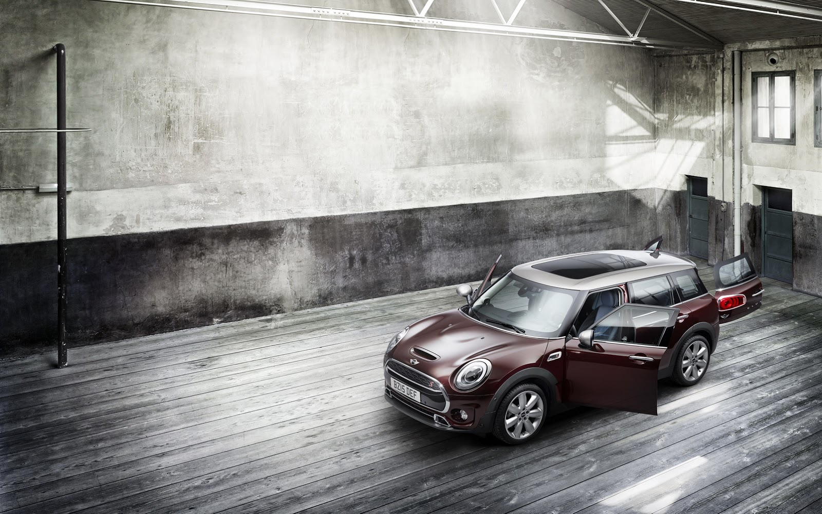 2016 Mini Clubman Officially Revealed Offers The Highest Level Of