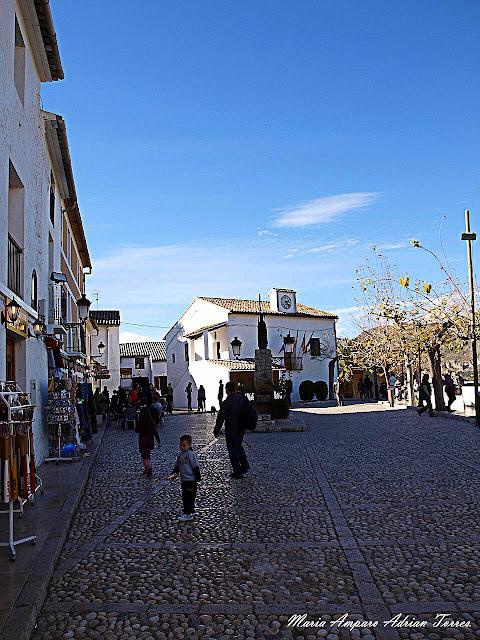 El Castell de Guadalest (Alicante)
