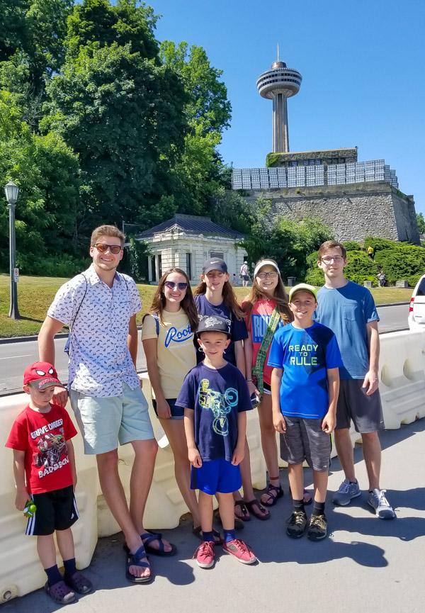 Niagara Falls Skylon Tower