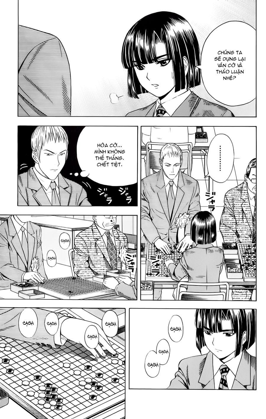 Hikaru No Go hikaru no go chap 72 trang 18