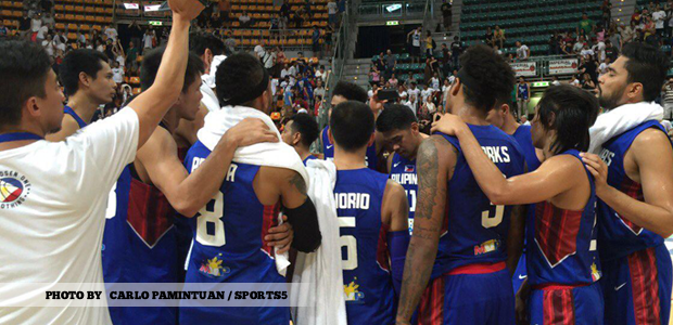 Gilas Pilipinas 4.0 Final 12-man lineup to 2016 FIBA OQT (VIDEO)