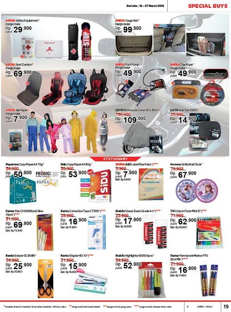 Katalog Promo CARREFOUR Terbaru Periode 14 - 27 Maret 2018