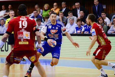 Férfi kézilabda NB I - Először védheti meg bajnoki címét a Szeged
