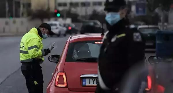 Χαρδαλιάς: Απαγόρευση κυκλοφορίας ως τις 27 Απριλίου