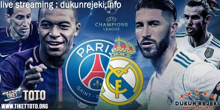 Prediksi UEFA Champions PSG Vs Real Madrid 19 September 2019