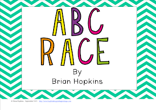 ABC Race FREEBIE