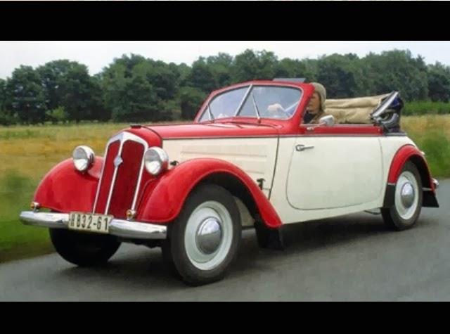 cruiser cl sicos en escala 1 43 ifa f8 cabrio 1949. Black Bedroom Furniture Sets. Home Design Ideas