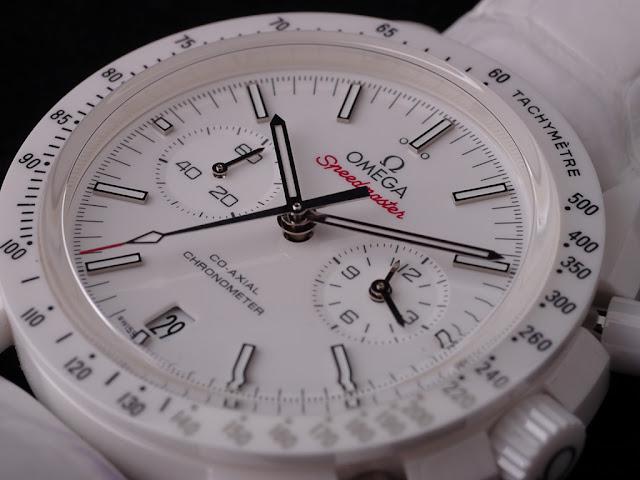 Réplicas De Relojes Omega Speedmaster Lado Blanco De La Luna En Venta