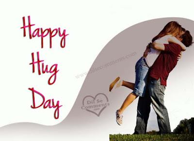 Hug Day Quotes 2016