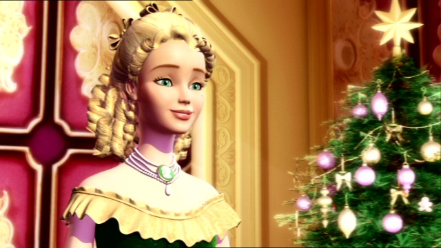 Shameless Pile of Stuff: Movie Review: Barbie in A Christmas Carol
