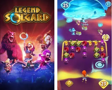 Legend of Solgard MOD APK