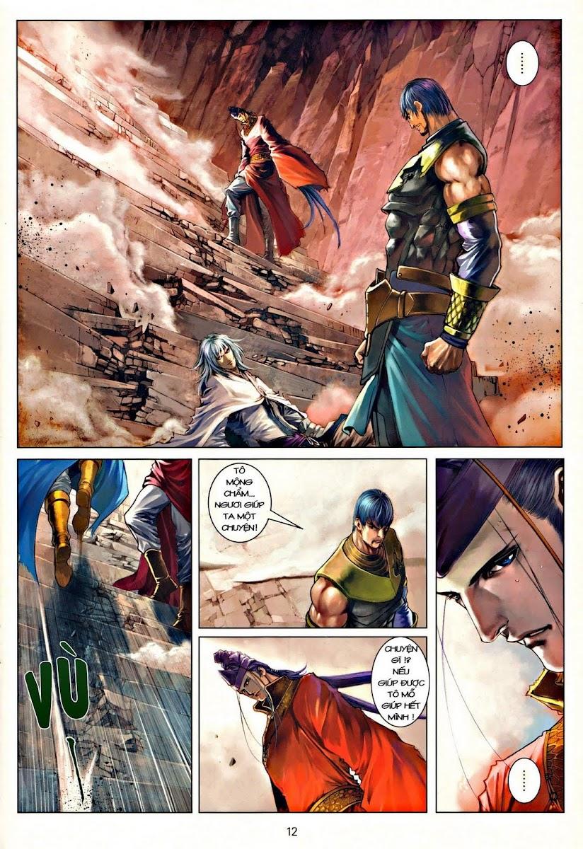 Ôn Thụy An Quần Hiệp Truyện chap 37 trang 12