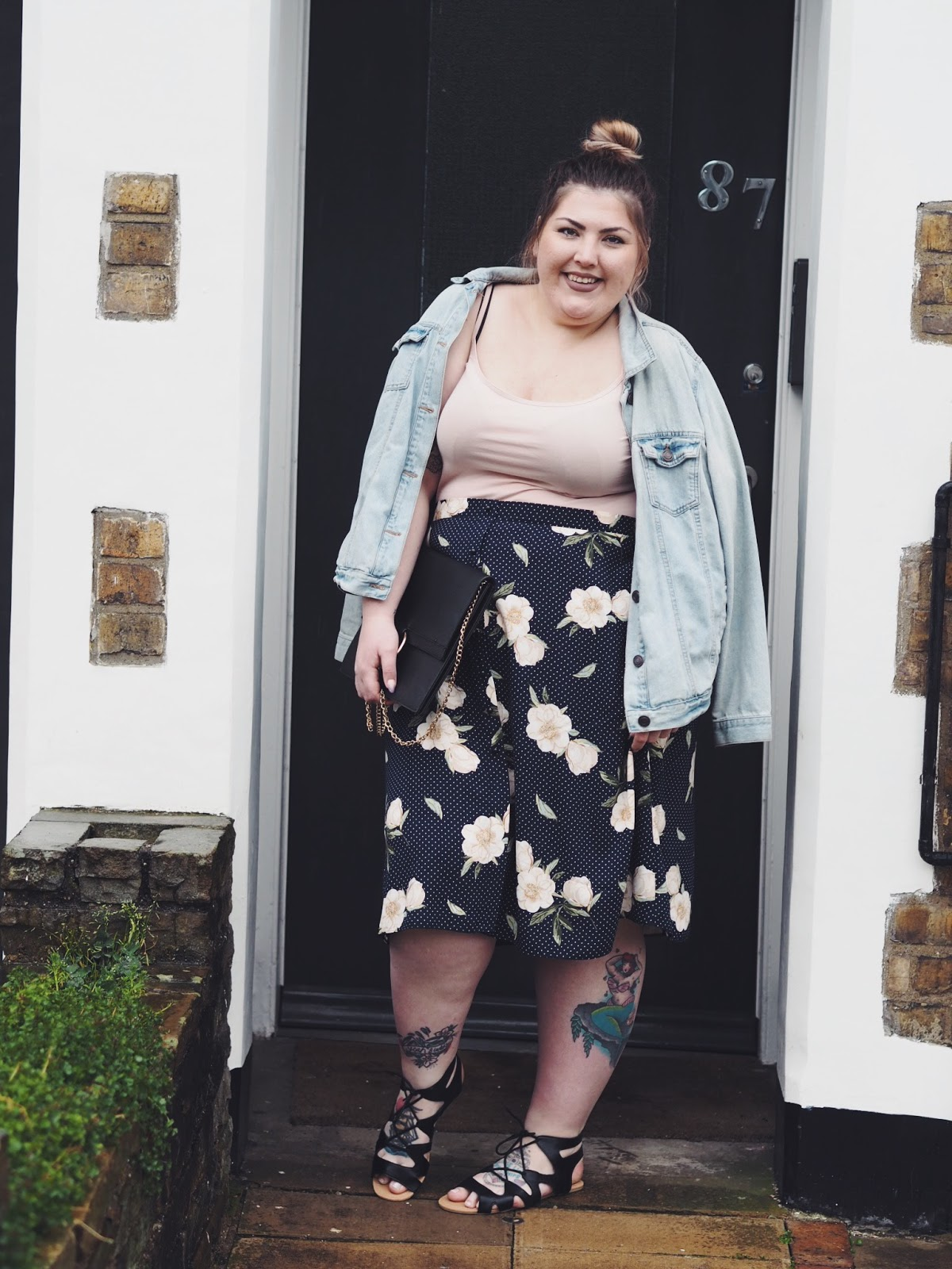 George Asda Plus Size Fashion Range - Review Cardifforniagurl