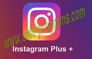تحميل تطبيق انستقرام بلس 2018  اخر اصدار Instagram Plus