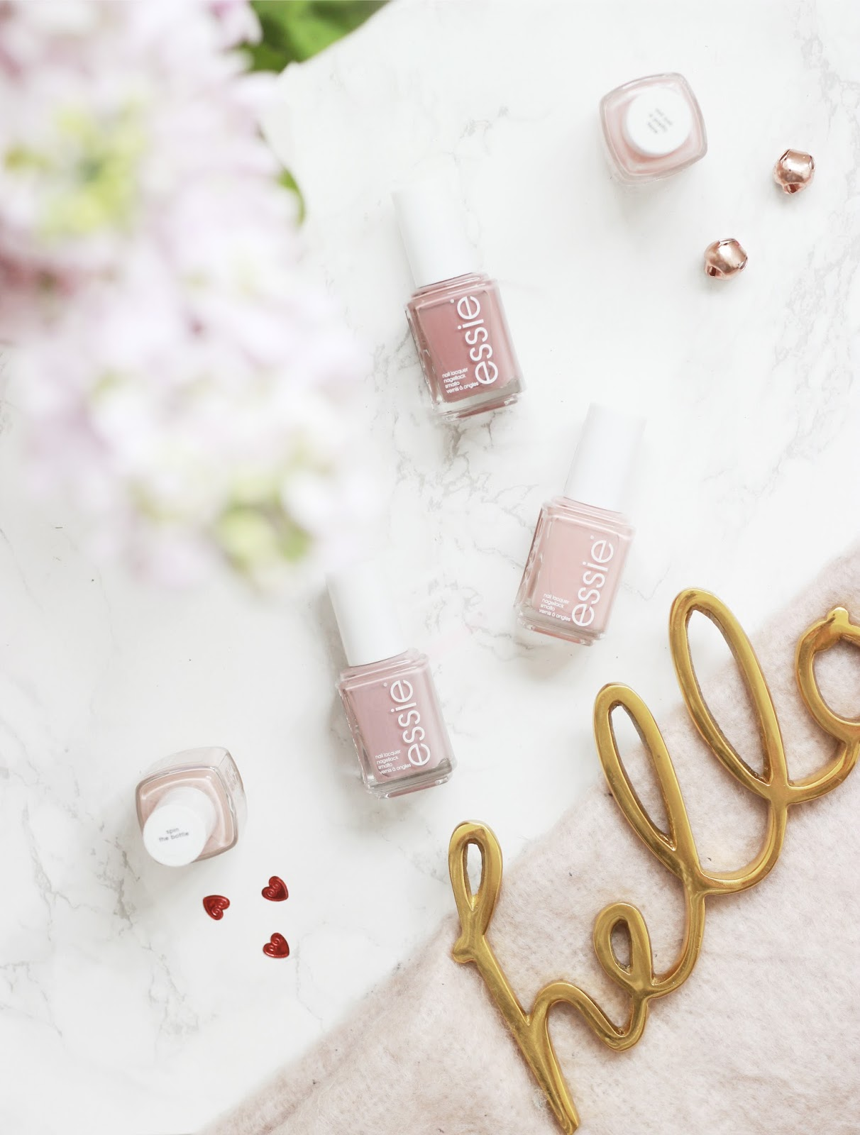Essie Wild Nudes Collection 2017