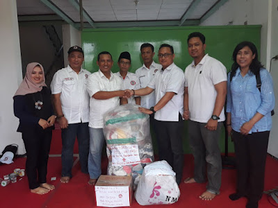 Pospera Lampung Galang Dana Bantuan untuk Palu dan Donggala