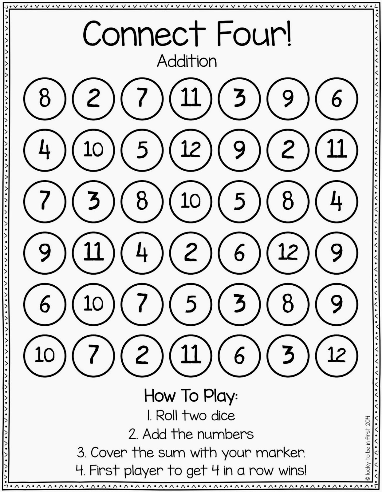 Primary Powers Fun Math Games