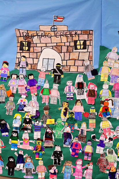 Group Art Project Murals Ideas