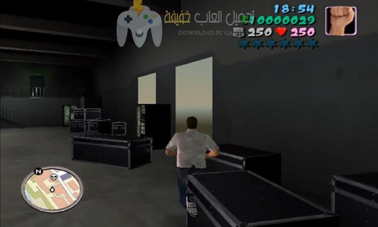 تحميل جميع اجزاء لعبة جاتا GTA ميديا فاير