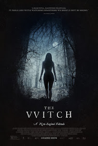 The VVitch: A New-England Folktale Poster