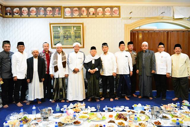 Prof. Dr. (Hc) KH. Ma'ruf Amin: Dalwa Sudah Dikenal oleh Dunia Internasional