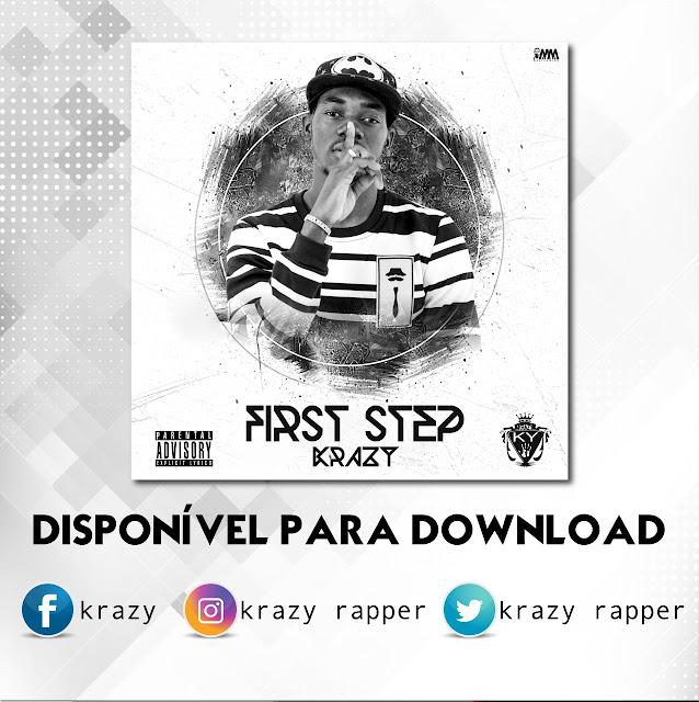 """O rapper Krazy lança o clipe """"Just Stop"""""""