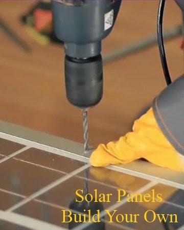 Solar Power Solar Panels Build Your Own