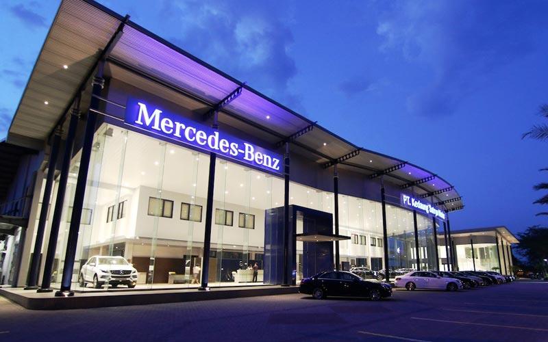 Mercedes Benz Dealership >> Pt Kedaung Satrya Motor Authorized Mercedes Benz Dealer