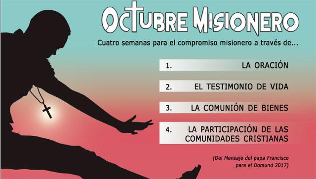 Domund: Materiales para celebrar el Octubre Misionero