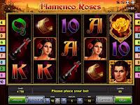 Jucat acum Flamenco Roses Slot Online