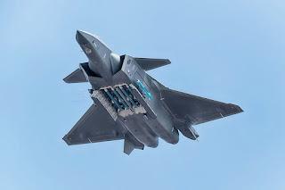 J-20 buatan China