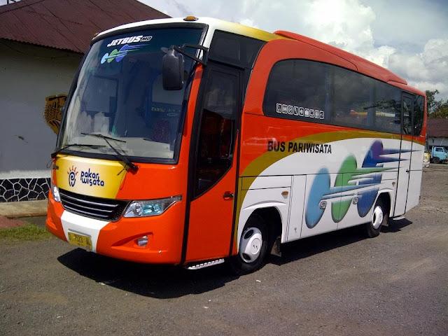 Sewa Bus Pariwisata Medium di Bandung