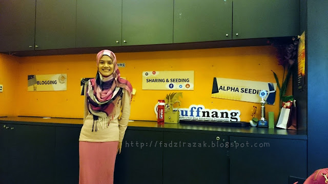 Nuffnang Office