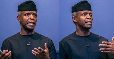 If we obey God, Nigeria will change' – VP, Yemi Osinbajo